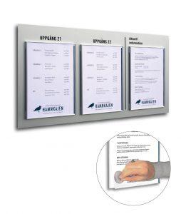 bulletin-board-replaceable-insert